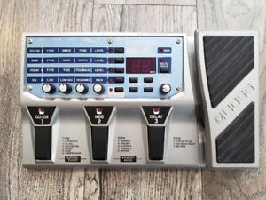 Boss ME 20 Guitar Effects Pedal