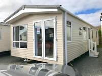 Static caravan CONTACT BOBBY 01524 917244 12 month season sea views 2 bed