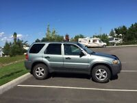 2005 Ford Escape XLT 4WD V6