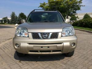 2005 Nissan x-trail.