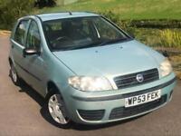 2003 Fiat Punto 1.2 8v Active