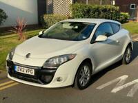 2012 Renault Megane 1.5 dCi 110 Dynamique TomTom 3dr [Start Stop] COUPE Diesel M