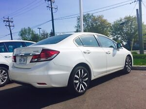 2013 Honda Civic Touring very low km 18,000km
