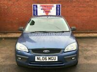 Ford Focus 1.6 2006 cheap car no issues priced to sell any part x clean & tidy