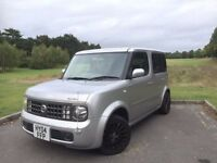 2004 NISSAN CUBE 1.4 AUTOMATIC, PETROL, 5-DR**MOT 21th JUNE 2017**NISO STYLING**LOOKS & DRIVES GREAT