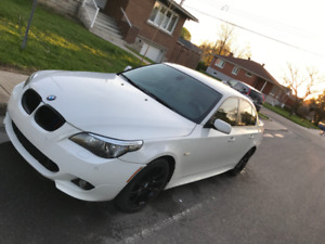 2008 BMW 535xi (M Package)