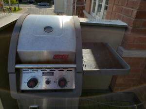 Coleman Dyna-Glow BBQ - Natural Gas