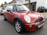 2005 Mini One seven limited adition new mot 03/2017 great looking car