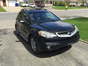 2007 Acura RDX (technologie package)pas de taxes