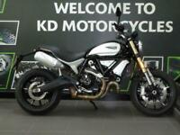 DUCATI 1100 SCRAMBLER NAKED RETRO STREET MOTORCYCLE V TWIN MUSCLE