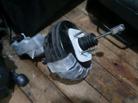 Ford transit mrk 7 master break cylinder and servo and bottle