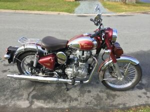 Royal Enfield C500 - 2013