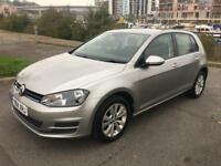 2014 VOLKSWAGEN GOLF SE TDI BLUEMOTION TECHNOLOGY DSG HATCHBACK DIESEL