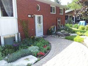 Big, bright basement apartment - in town Bracebridge
