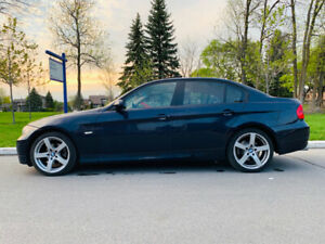 2006 BMW 3-Series Sports Package Sedan