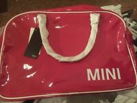Genuine Pink Mini Bag