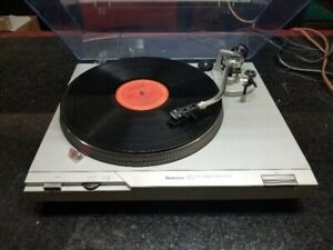 "Table Tournante Technics"" Direct Drive "" SL-D2 Turntable"