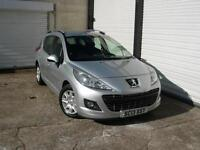 2013 13 Peugeot 207 SW 1.6HDi Active Estate **Full Service History**