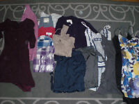AMERICAN EAGLE LOT OF CLOTHING XS-S