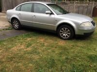 Passat 1,9 tdi diesel manual 130 bhp nice and good car