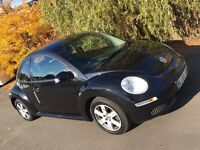 "VW Volkswagen Beetle 2006/56"" 1.6 petrol px swap possible"