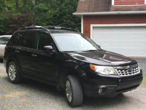 2011 Subaru Forester Touring Edition