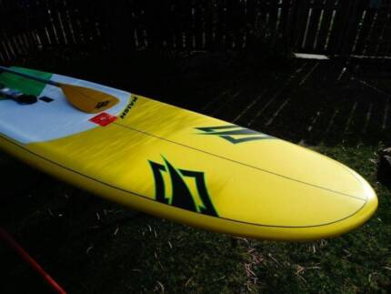 "Stand Up Paddle- SUP-Naish Nalu 10'6"" GS Lauderdale Clarence Area Preview"