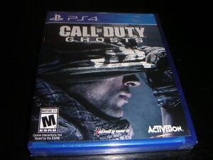 Call of Duty Ghosts PS4 Hardcopy