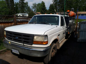 1994 ford 1 ton truck perfect condition