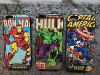 Marvel IPhone 5/5s covers