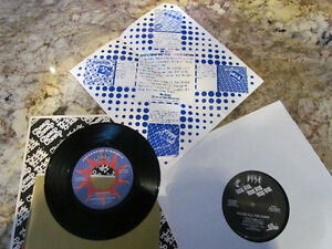 "Cheap Trick 10"" NU Disk 'Found All The Parts' + 7"" Single Peterborough Peterborough Area image 2"