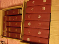 Hardcover Bound National Geographics 1930-1950
