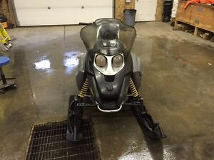 2007 skidoo freestyle 550