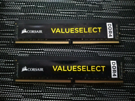 Corsair 8GB DDR4 2400MHz RAM - CM4X4GF2400C16N2