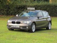 2013 62 BMW 1 SERIES 2.0 116D SE 5D 114 BHP DIESEL