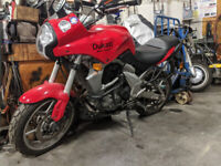 2008 Kawasaki KLE650 Versys for Parts     RPM Cycle Dartmouth Halifax Preview
