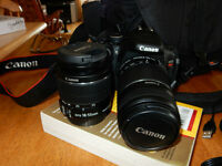 Canon Rebel T3i EOS 6000D Camera