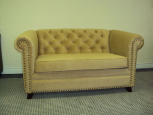 CUSTOM MADE SOFAS/COUCHES YOUR CHOICE OF FABRIC PH: 416-779-7651