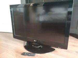Téléviseur LG HD 37 pouces