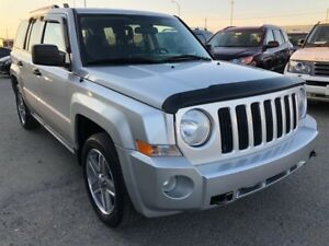 Jeep Patriot Sport Trail Rated 2008