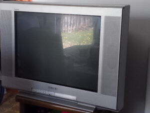 Sony 19 inches color TV
