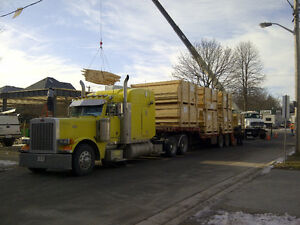 Transportation specializing in flatbed and auto carrier London Ontario image 4