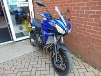 2018 (18) YAMAHA TRACER 700 WITH FREE PANNIERS