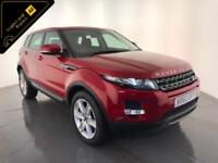 2012 62 RANGE ROVER EVOQUE PURE TECH SD4 1 OWNER SERVICE HISTORY FINANCE PX