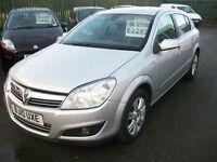 Vauxhall/Opel Astra 1.6i 16v VVT ( 115ps ) 2010MY Design