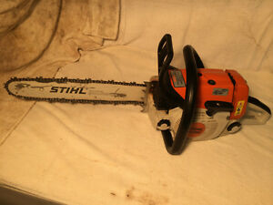 Will buy your unwanted broken or blown up chainsaws for cash