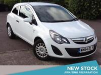 2014 VAUXHALL CORSA 1.2 S [AC] 2 Owners Ultra Low Miles Aircon