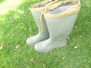 Women's Size 8 Rubber Boots