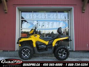 2016 Can-Am Outlander Max 650 XT COMME NEUF ! 46$/SEMAINE