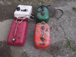 Boat gas tanks for sale.